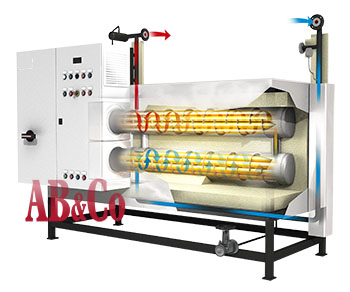 Thermal Oil Boilers High Temperature Heaters Based On
